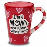 "Amazon: ""I'm A Mom, What's Your SuperPower?"" 12oz Coffee Mug Only $14.95 (Reg. $29.95)"