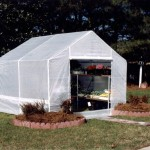 Amazon: King Canopy GH1010 10-Feet by 10-Feet Fully Enclosed Greenhouse Only $183.73 Shipped (Reg. $416.44)