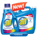 FREE All Radiant Laundry Detergent!?