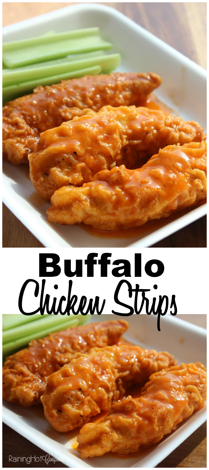 Buffalo Chicken Strips