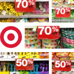 Target: Easter Clearance 70% off = AMAZING Deals!