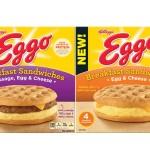 Target: Kellogg's Eggo Breakfast Sandwiches Only $2.70