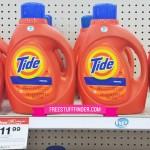 Target: Tide Detergent & More Only $4.20