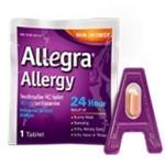 FREE Allegra Allergy 24-Hour Relief Sample!