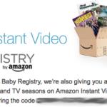Amazon Mom Members: FREE $5 Amazon Instant Video Credit?!