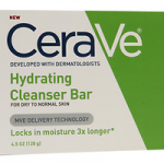 *HOT* $6/1 CeraVe Coupon = FREE CeraVe Hydrating Cleanser Bar + $1 Moneymaker!