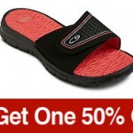 Target: Buy One Get One 50% off Sale on C9 Sandals = Pairs As Low As $7.99