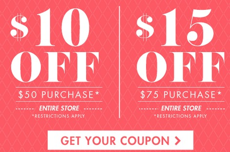 Big Lots Coupon 10 Off A 50 Purchase Or 15 Off A 75 Purchase
