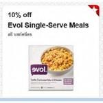 Target: Evol Single-Serve Frozen Entree Only $2