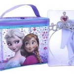 Disney Frozen Train Case (Princess Gloves, Crown and a Wristlet Coin Purse) Only $9.99 (Reg. $19.99)!