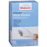 Walgreens: Well at Walgreens Ultra Soft Vinyl Gloves Only $3 (Reg. $8.49)