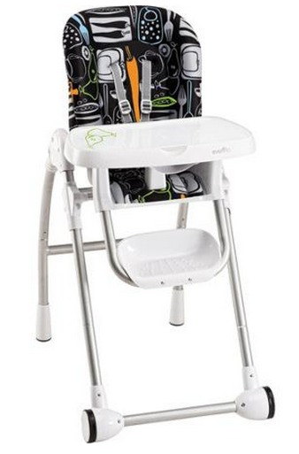 HOT Evenflo Modern Kitchen 200 High Chair Only 39 Reg