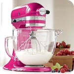 Enter to Win a KitchenAid Mixer!