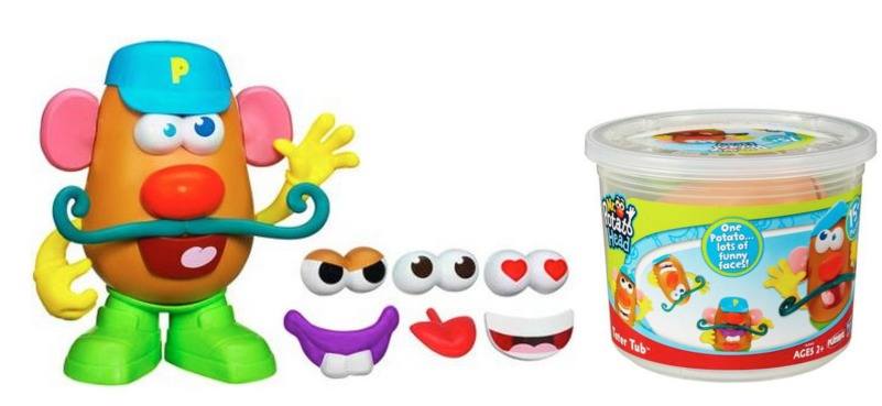 Hasbro Mr Potato Head Tater Tub Set Only 6 37 Reg 13