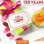 Thomas' Bagels Mother's Day Instant Win Game (Win 1 of 4,725 FREE Product Coupons $5 VALUE) + More!
