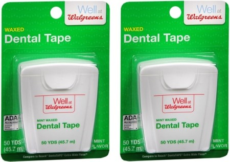 Walgreens: Floss As Low AS $0.50