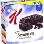 CVS: Special K Brownies Heavenly Caramel or Divine Fudge Only $0.75