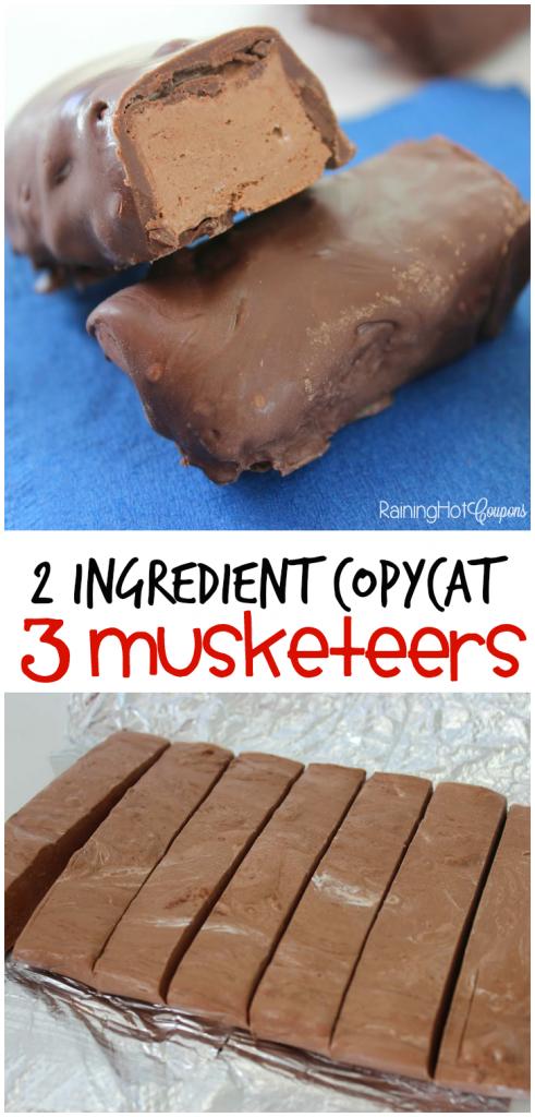 2 Ingredient Copycat Musketeers