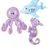 Amazon: Inflatable Sea Creatures – Pool Party Decorations Only $24.43 (Reg. $79.99)