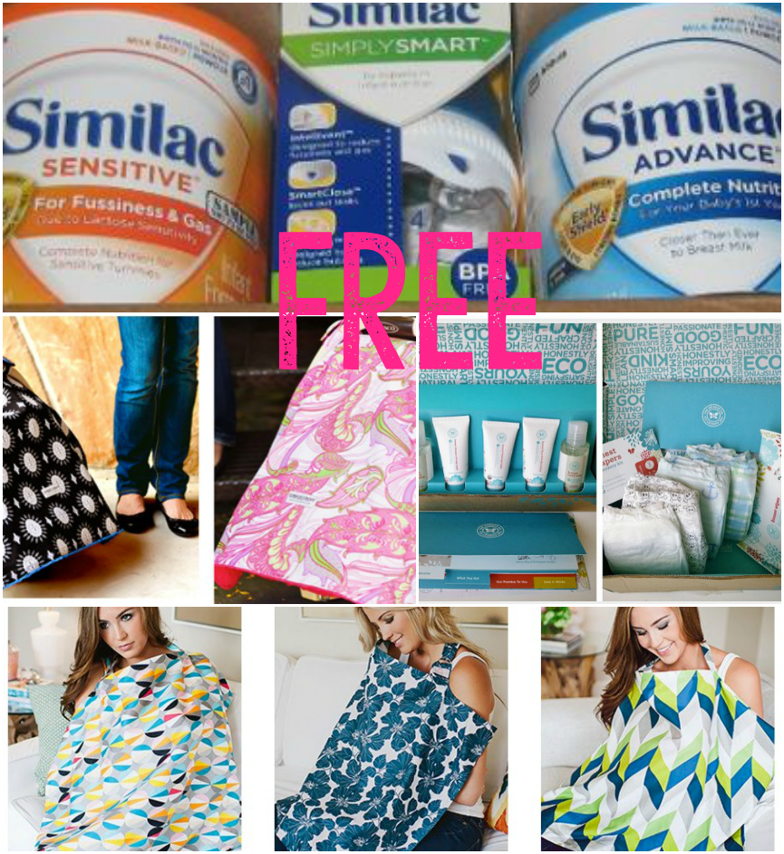 HOT Huge List Of Baby FREEBIES And Deals Free Formula Cheap - Baby freebies