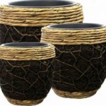 BuyNowOrNever: 3 Wicker Planters ONLY $16 each (Reg. $179!)