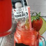 Strawberry Beer-rita
