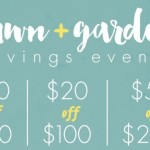 Big Lots: Up to $50 off Lawn & Garden Coupon