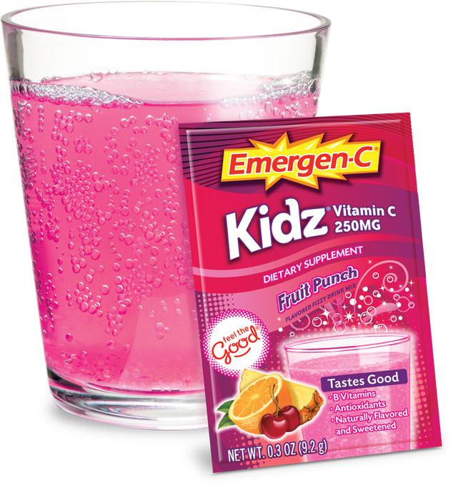 EmergenC_KidzFormula_FruitPunch_cupAndPacket_mini