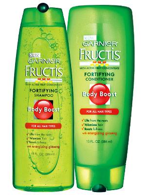 Target Garnier Fructis Shampoo Or Conditioner Only 0 29