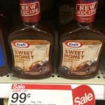 FREE Kraft BBQ Sauce at Target + MONEYMAKER!