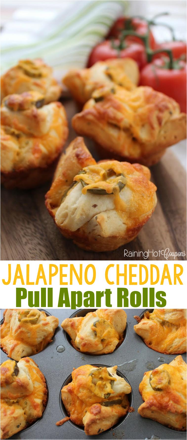Pull Apart Rolls