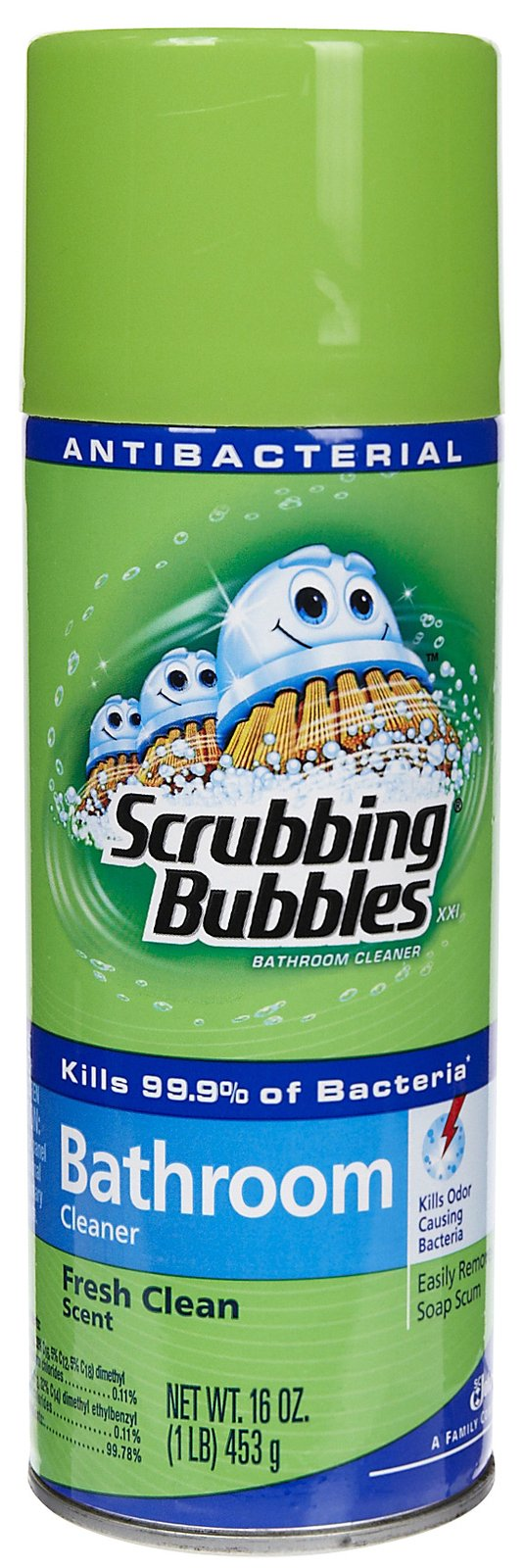 CVS: Scrubbing Bubbles Bathroom Cleaners As Low As $1.50