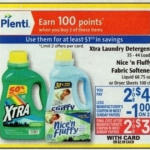 Rite Aid: Xtra Laundry Detergent or Nice 'n Fluffy Fabric Softeners Only $1.00 (Starting 5/10)