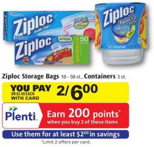 Ziploc-Rite-Aid