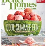 FREE 1 Year Subscription to Better Homes & Gardens magazine!