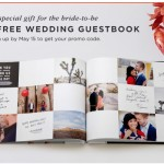 *HOT* FREE 20-page 8×11 Hardcover Wedding Guestbook or Photo Book (A VALUE OF $39.99!)