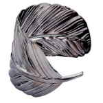 Amazon: Leaf Shape Wide Arm Cuff Bangle Bracelet Only $3.45 Shipped (Reg. $26.57)