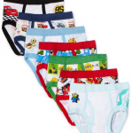 Amazon: Handcraft Little Boys' Disney Pixar 7 Pack Brief Only $9.59 (Reg. $18)