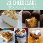 23 Unique Cheesecake Recipes