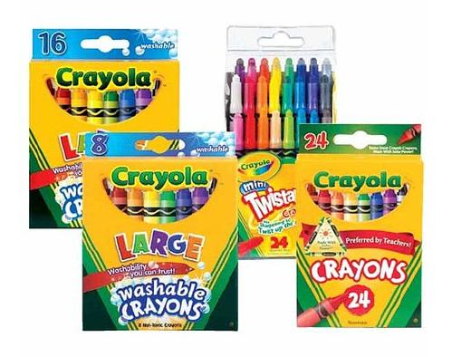 Crayola store coupons