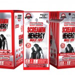2 FREE Samples of Screamin Energy Max Hit Energy Drink