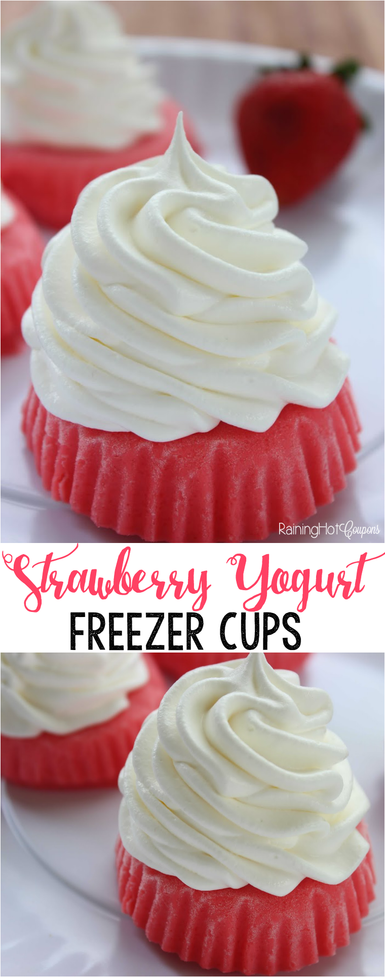 freezer cups