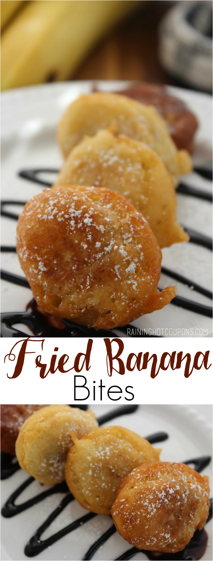 fried bananans