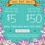 Old Navy: 50% off Womens' Dresses (Today Only)