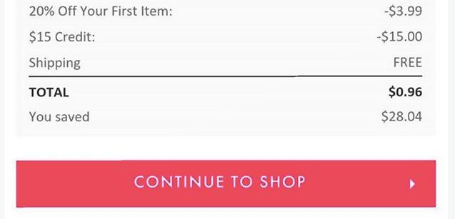 Justfab coupon codes