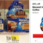 Target: Maxwell House Iced Coffee Only $1.77