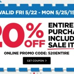 *HOT* Michael's 20% Off ENTIRE Purchase Coupons (Includes SALE Items)