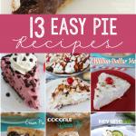13 Easy Pie Recipes