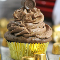 rolo cupcakes