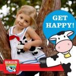 FREE Horizon Organic Plush Toy Cow!
